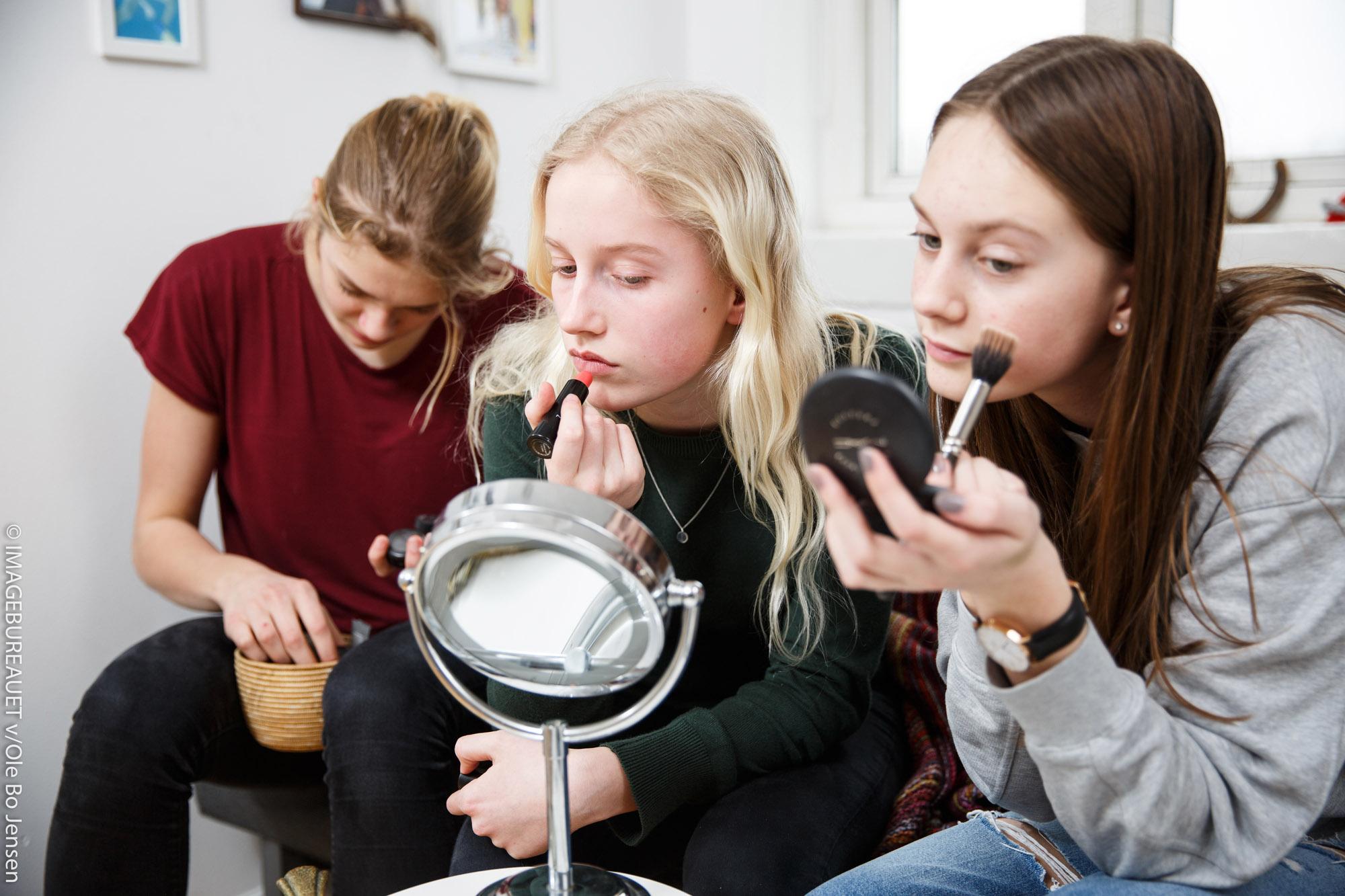 Piger og pubertet - Patienthåndbogen på sundhed.dk