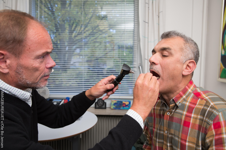 luder i danmark hvordan får man halsbetændelse
