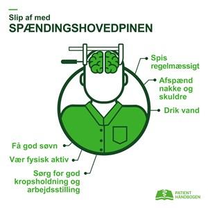 5d8b7f2784ad Hovedpine af spændingstype - Patienthåndbogen på sundhed.dk