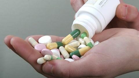 k+ medicinal drugs routine